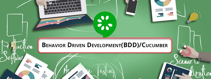 Behavior Driven Development(BDD)/Cucumber