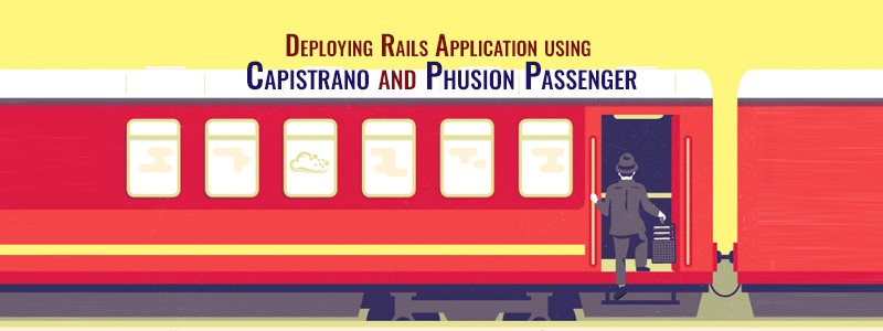 Deploying Rails Application using Capistrano and Phusion Passenger
