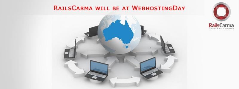 RailsCarma will be at WebhostingDay