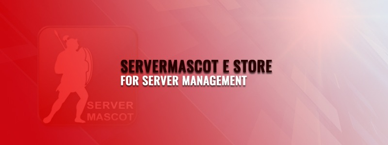 Servermascot E Store for Server Management wows its customers with great service