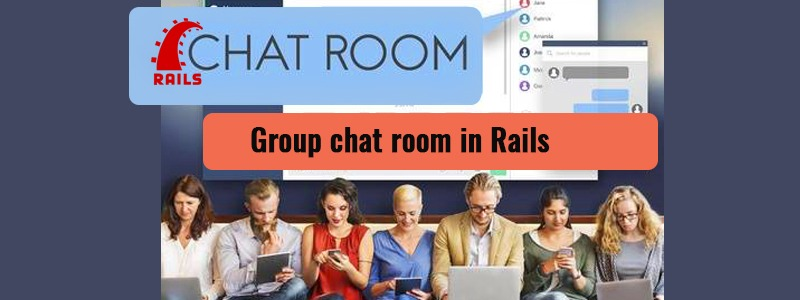 Group chat room in Rails