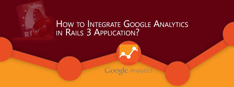 How to Integrate Google Analytics in Rails 3 Application?