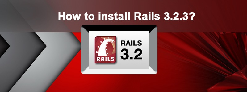 How to install Rails 3.2.3?