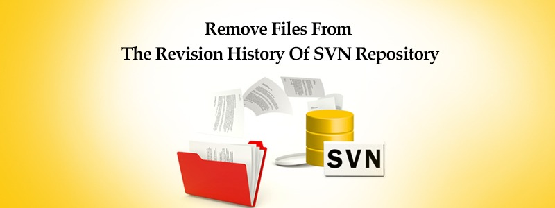 Remove Files From The Revision History Of SVN Repository