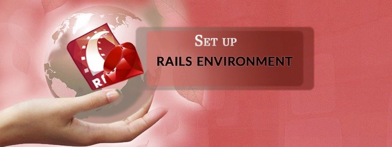 Set up Rails environment