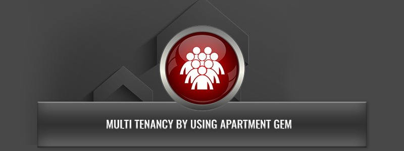 Multi Tenancy by using apartment gem