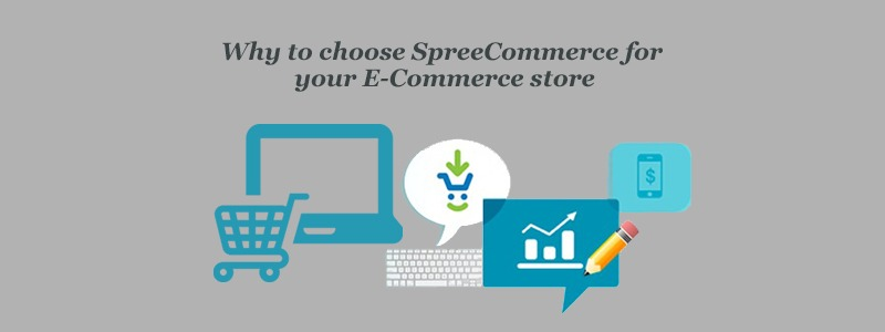 Why to choose Spree Commerce for your e-commerce store?