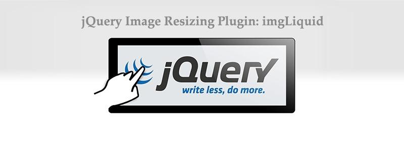 jQuery Image Resizing Plugin: ImgLiquid