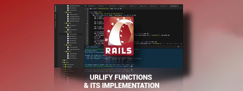 Urlify Functions & Its Implementation