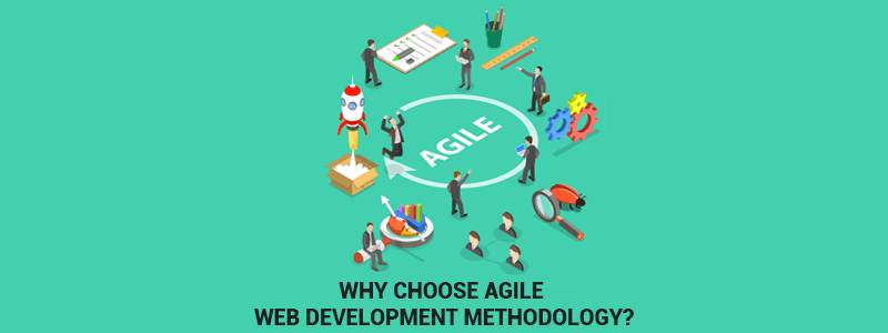 Why choose agile web development methodology?